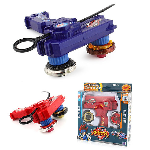 Top Flight Toy Set 4D Rapidity Metal Fusion 2 launch device