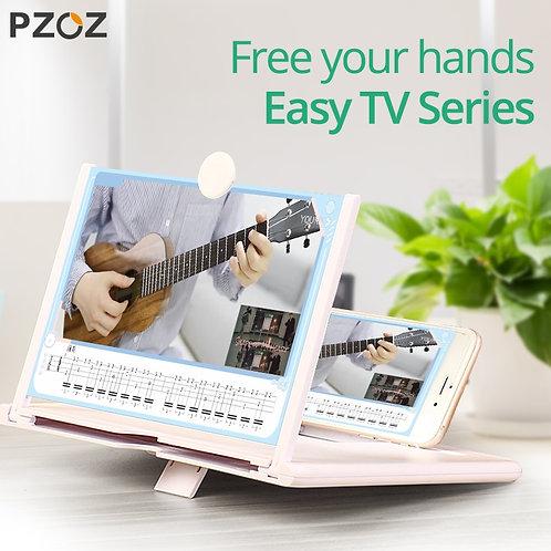 """PZOZ 12"""" HD Mobile Phone Screen Amplifier"""