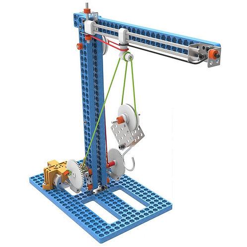 DIY STEM Toys for Children Physical Scientific Experiment Crane