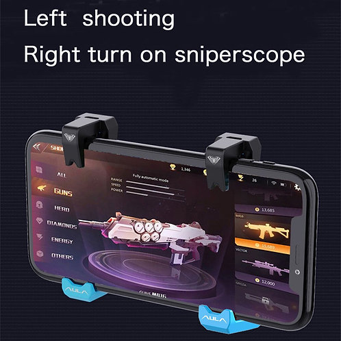Capair Mapping Mobile Gaming Triggers Gamepad Triggers for Android for iOS