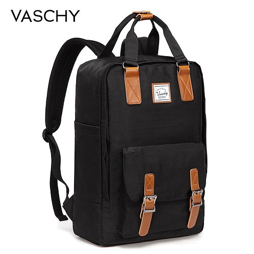 VASCHY Women Backpack School Bags