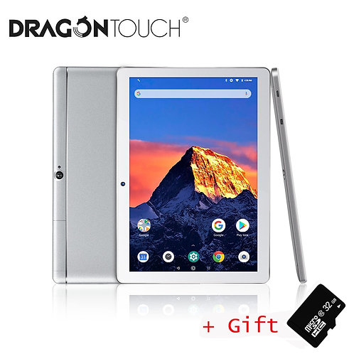 Dragon Touch K10 10 Inch Android Tablet With 2GB RAM 16GB