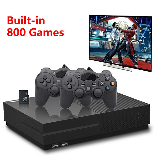 PS1 Video Game Console 64Bit 4K HD HDMI Output