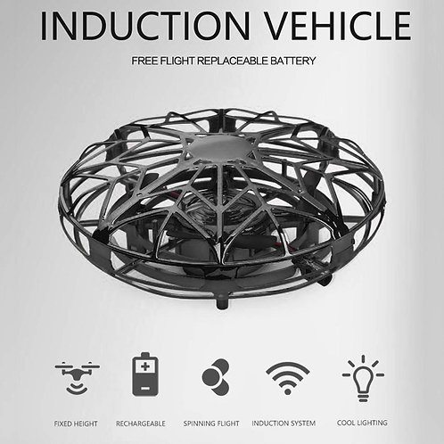 4-Axis Mini Flying Drone Infrared Gesture Induction Helicopter