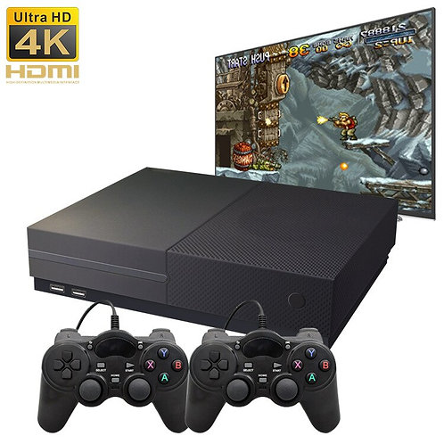 HD Video Game Console 64 Bit Support 4K Hdmi Output