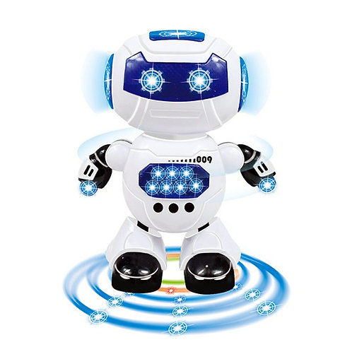 Toys for Children Dance and Music Robot Action Children's Electric