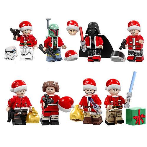 8 Style Compatible LEGO Christmas Series Death Trooper Mandalorian  PG8200