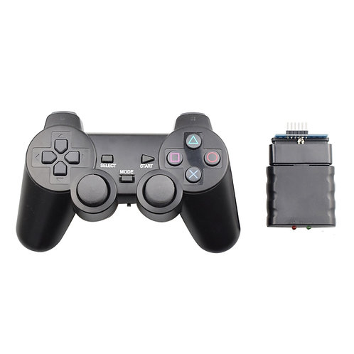 Wireless Gamepad for Arduino PS2 Handle Controller for Playstation 2 Console