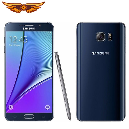 Original Unlocked Samsung Galaxy Note 5 N920a/C Octa Core