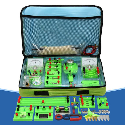 Basic Circuit Electricity Magnetism Learning Kit