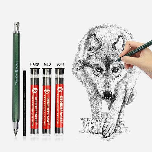 4mm Mechanical Pencil Sketch Drawing Art Pencil TR-4000