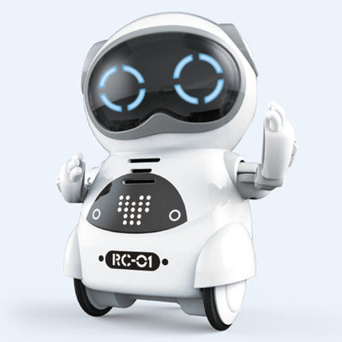 939A Pocket RC Robot Talking Interactive Dialogue Voice Recognition