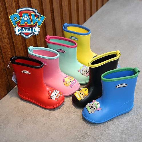 Genuine Paw Patrol Fashion Rain Boots