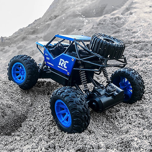 4x4 RC Drive Remote Control Toy High Horsepower Monster