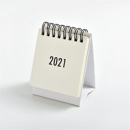 2020/2021 Simple Black White Grey Series Desktop Organizer Office