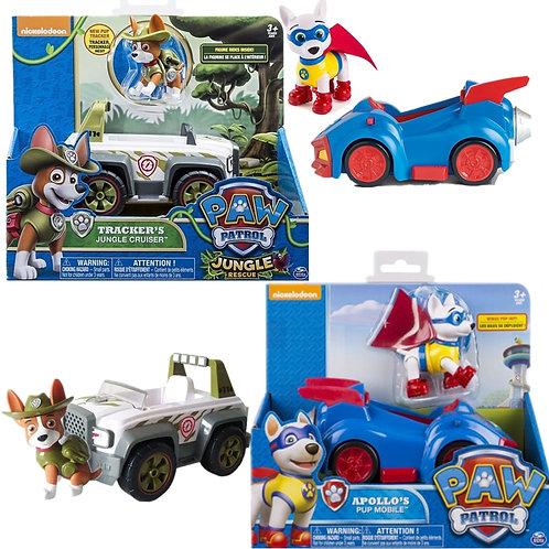 Genuine Paw Patrol Toy Car