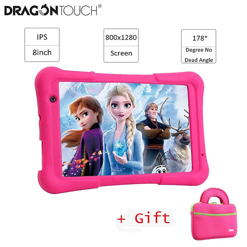 2019 Dragon Touch Y80 Kids Tablet 8 Inch HD Display
