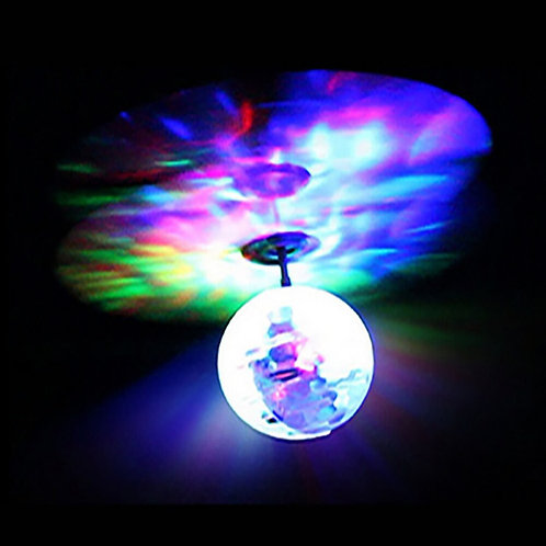 LED Flashing Light Smart Induction Aircraft Flying Ball  Drone Rc