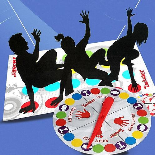 Classic board game twister