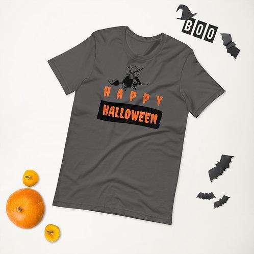 Happy Halloween Short-Sleeve Unisex T-Shirt