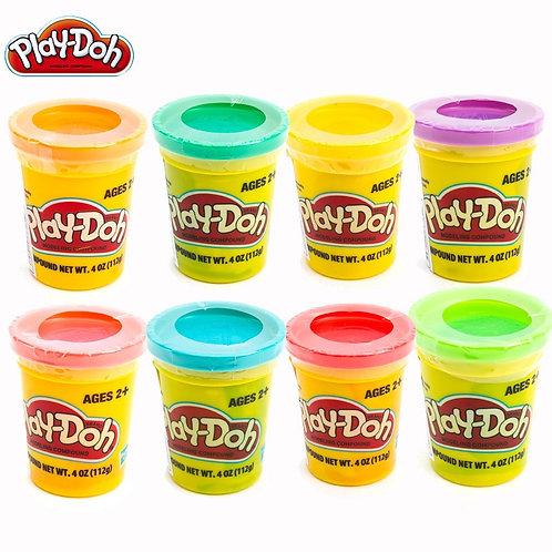 Hasbro Play Doh Toy DIY Clay Play Dough Color 36 Colors 1-Randomly