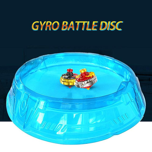Beyblade Arena Blue PVC Guild Wars Set Battle arena