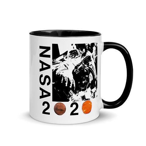 NASA 2020 Mug with Color Inside