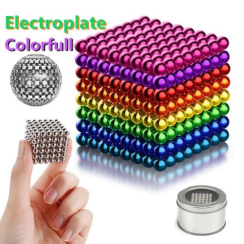 DIY Metal Neodymium Magic 5mm Magnet Magnetic  14Y