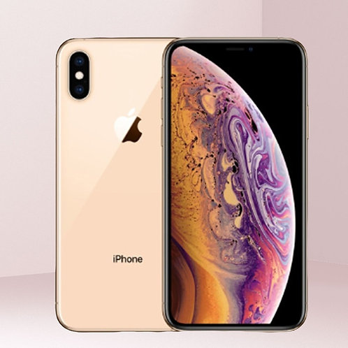 "Used Original Apple iPhone XS Unlocked Cell Phones 5.8""  64gb/256gb RAM"