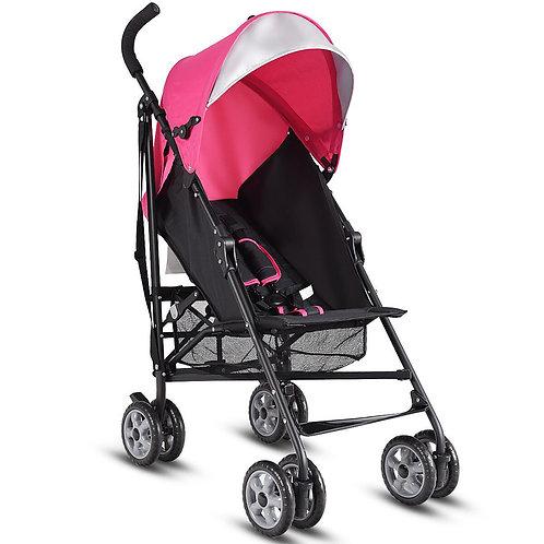 Folding Lightweight Baby Toddler Umbrella Outdoor Stroller W/ Storage Basket