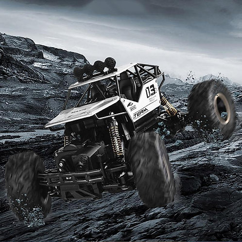 RC Cars Monster Truck 1:16 Off-Road Remote Control Nitro 26Cm Buggy