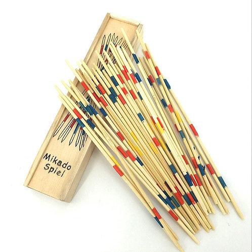 Montessori 2-4 Year Kids Baby Educational Wooden Math Toy