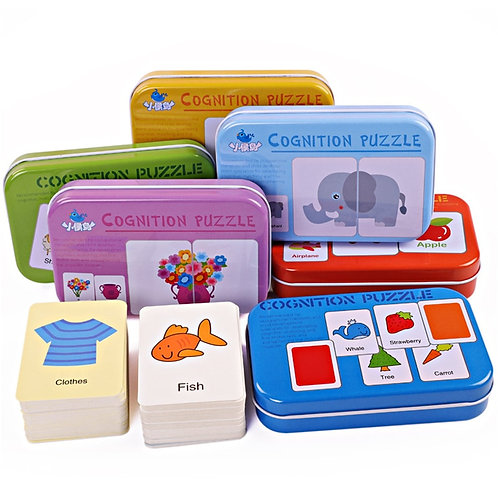 Early Childhood Education Literacy Card Educational