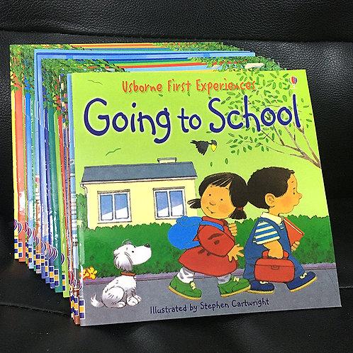 Random 4 Books English Usborne Books for Children