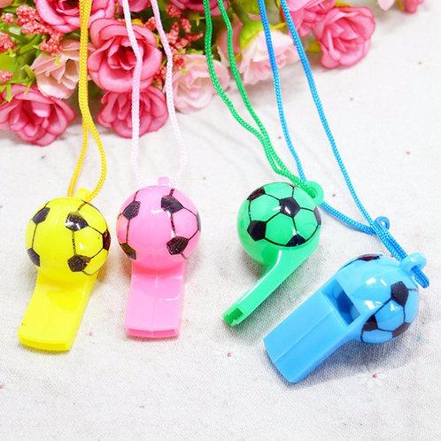 2 Pcs Random Color whistle