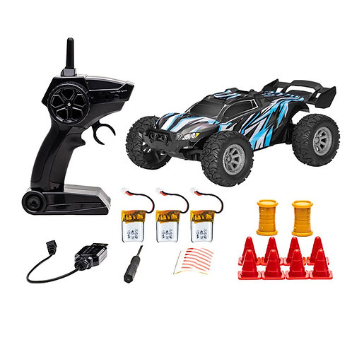 1/32 2.4G 25Km/H Waterproof RC Racing Car Buggy Truck Off-Road Toys