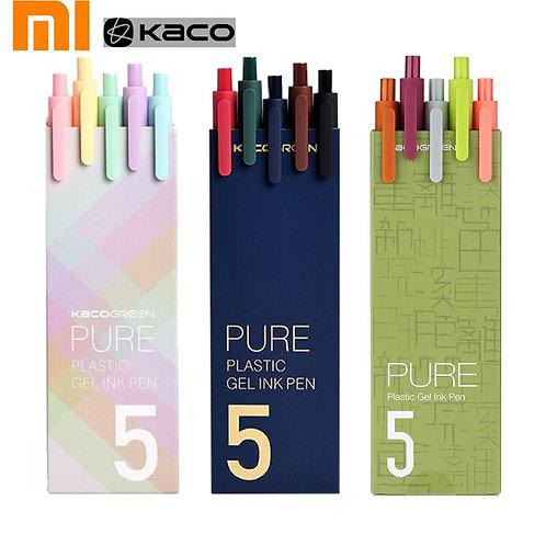 Xiaomi KACOGREEN Pen 5pcs/Pack