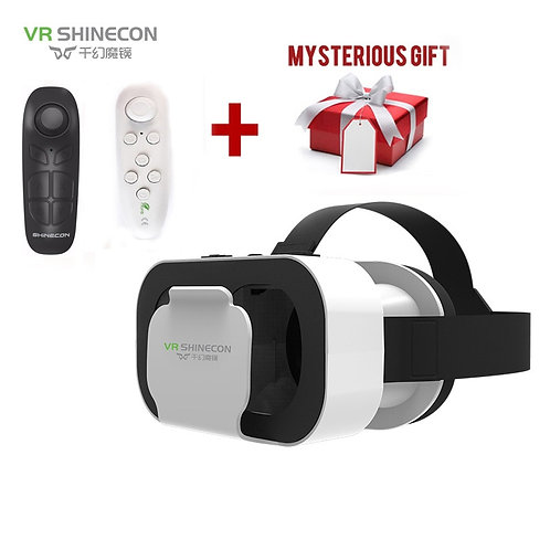 VR SHINECON BOX 5 Mini VR Glasses 3D Glasses