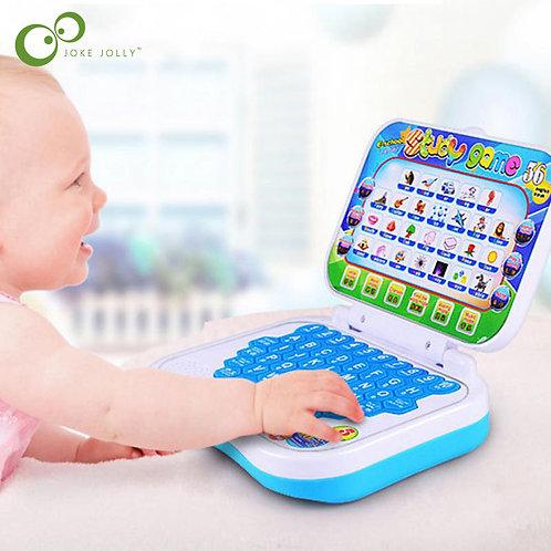 Electronic toy laptop