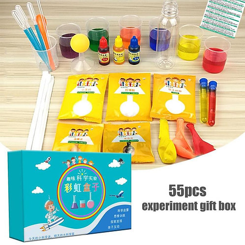 DIY Science Experiment Toys Set for Children Intellectual