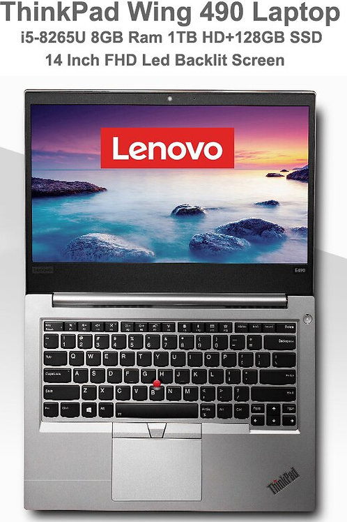 Lenovo Laptop ThinkPad Wing 490  With 14 Inch FHD
