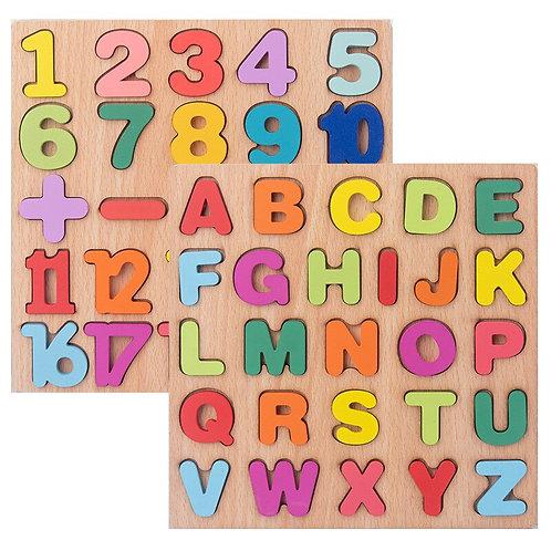 20CM Children's Early Education Toys Montessori