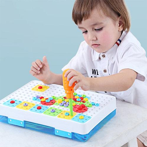 Kids Drill Toys Creative