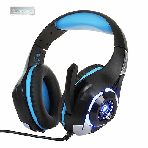 2019 GM-1 Gaming Headphones 3.5mm  for Xbox One PS4 Playstation 4 Laptop