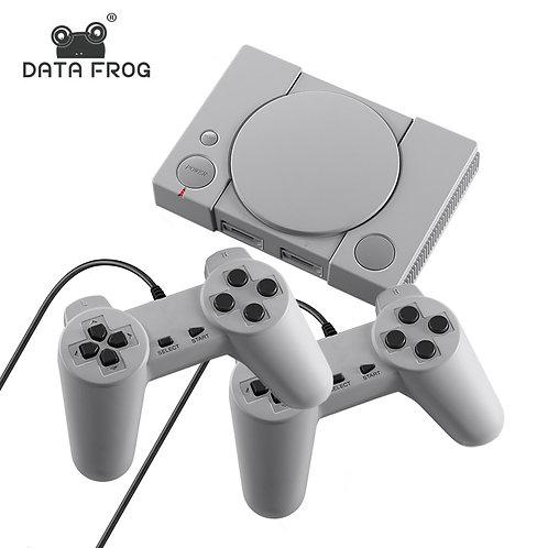 DATA FROG Mini 620 Retro Video Games Console Double