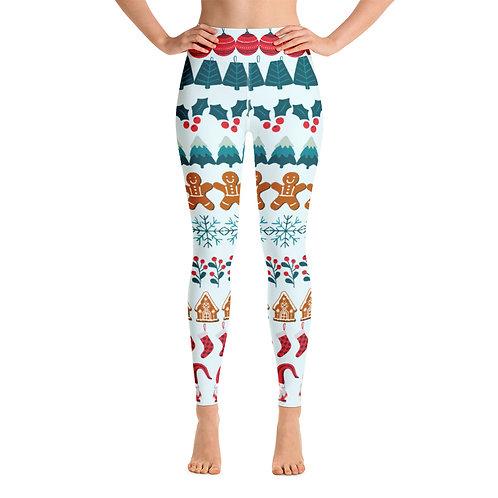 Holiday 2020 Yoga Leggings