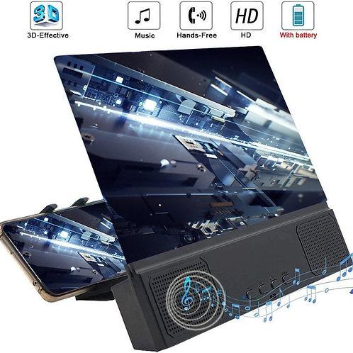 Universal Magnifier 12 Inch 3D Phone Screen Amplifier