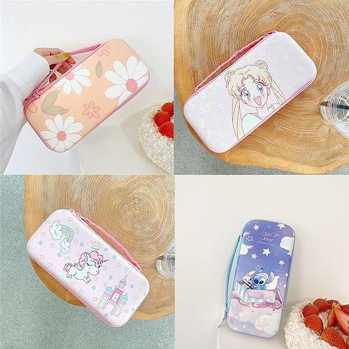 Cute Cartoon Anime Storage Bag for Nintendo Switch for Nintend