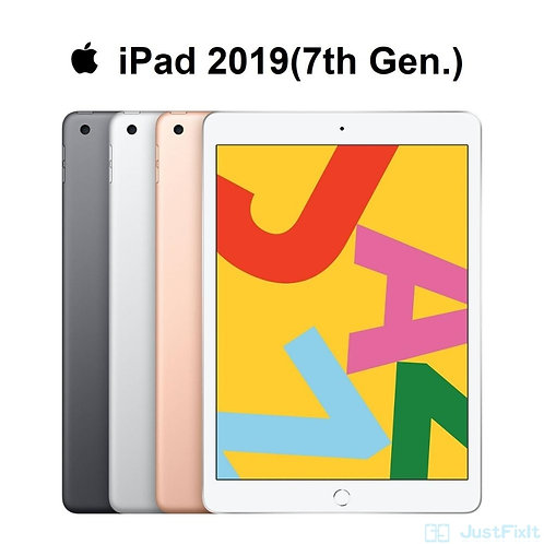 "New Original Apple iPad 2019 7th Gen. 10.2"" Retina Display IOS Tablet Bluetooth"