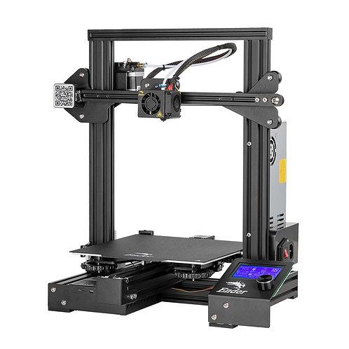 CREALITY 3D Ender-3 Pro Printer Printing